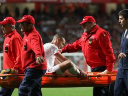 Nach Laufduell mit Ronaldo: Sorgen um Gacinovic