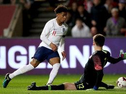 Nelson fehlt Englands U 21 - und auch der TSG?