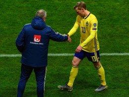 Irritationen um Forsberg: Nationaltrainer entschuldigt sich