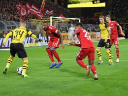 Das Restprogramm von BVB und FC Bayern