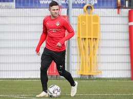 VfB: Maffeo endgültig auf dem Abstellgleis