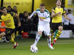 Thorgan Hazard zieht es nach Dortmund