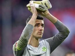 Wolfsburg: Casteels droht vorzeitiges Saisonende