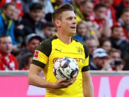 Piszczek: Vorzeitiges Saison-Aus nicht ausgeschlossen