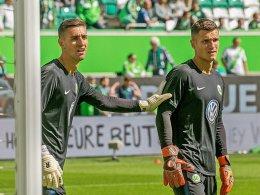 Wolfsburg: Casteels glaubt an seinen Ersatz
