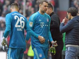 Faserriss bei Manuel Neuer, Zerrung bei Mats Hummels