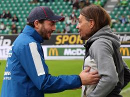 Wie Ex-Trainer Schmidt Schwarz unterstützen kann