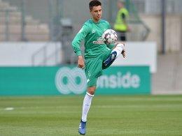 Werder Bremen bindet Ilia Gruev an sich