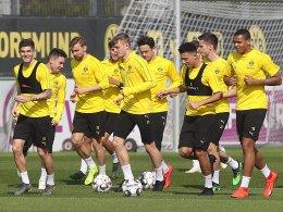BVB: Pulisic, Guerreiro und Wolf wieder dabei
