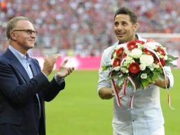 Rummenigge will Pizarro zu Bayern zurückholen
