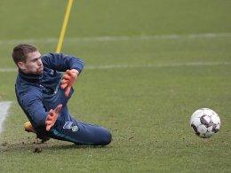 Nun auch offiziell: Hertha BSC hält Kraft