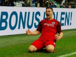 Eintracht zieht Kaufoption bei Jovic