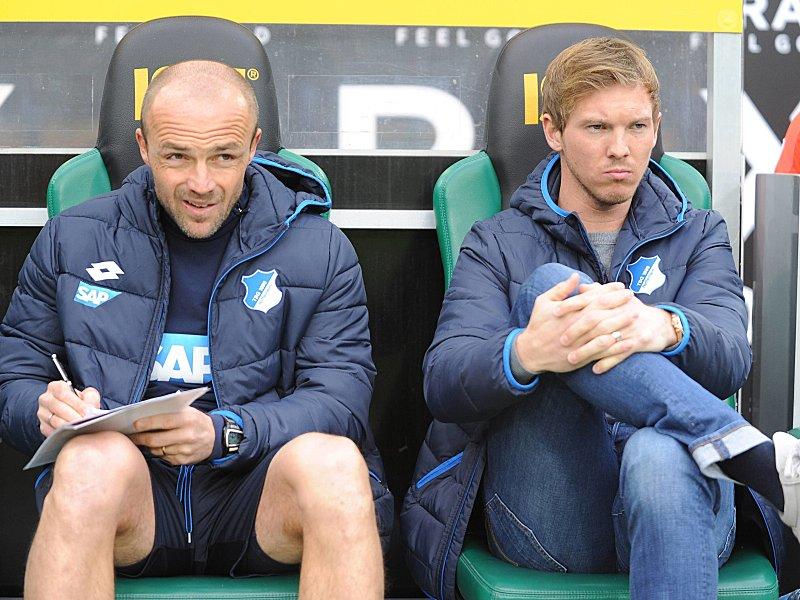 Nagelsmann traut Schreuder den Titel in der Champions League zu