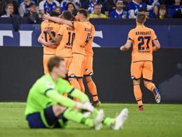 Hoffenheimer Ausrufezeichen: 5:2-Sieg auf Schalke