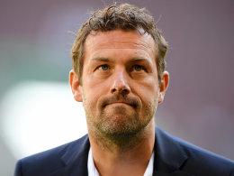 VfB Stuttgart trennt sich von Weinzierl - Jugendcoach Willig übernimmt
