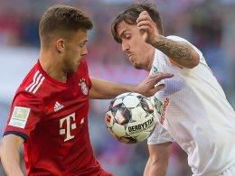 Kruse für Pokalspiel gegen Bayern fraglich