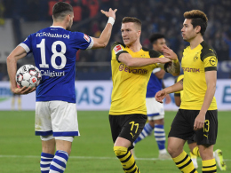 Revierderby BVB vs. Schalke - Wie geht's aus?