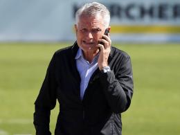 VfB-Präsident Dietrich: