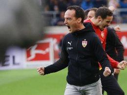 Willig befreit den VfB:
