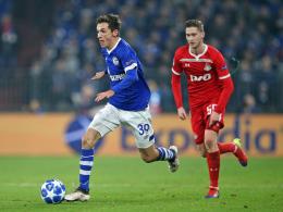 Nach 59 CL-Minuten: Schalkes Goller wechselt zu Werder