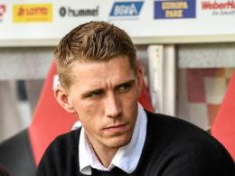 Petersen: Seine Hoffnung für das Düsseldorf-Spiel