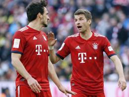 Hummels wartet auf Signale - Anfragen für Müller