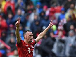 Nach zwölf Jahren: Ribery verlässt Bayern im Sommer