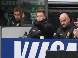 Unerlaubt im Innenraum? DFB ermittelt gegen Reus