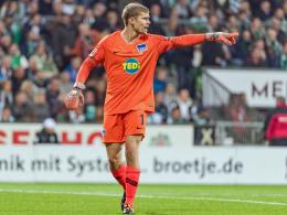 Jarstein operiert - Hertha geht mit Kraft ins Saisonfinale