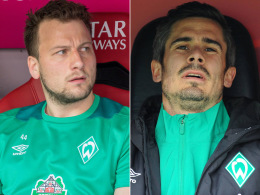 Werder: Saisonaus für Bargfrede und Bartels