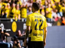 Pulisic mittendrin: Große Emotionen vor der Gelben Wand?