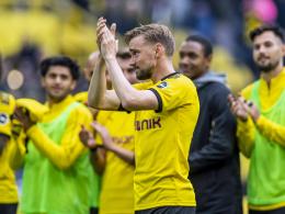 Schmelzers besonderes Jubiläum - und der Dank der BVB-Fans