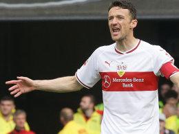 Personalfragen beim VfB: Philipp, Leibold und Co.