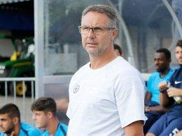 Der neue Club-Trainer heißt Damir Canadi