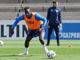 Schalkes Sané zurück im Training