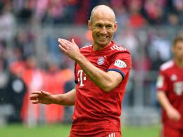 Robben fordert: