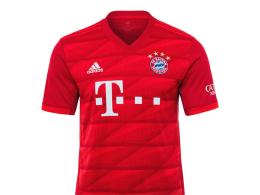 Bayern präsentiert das neue Heim-Trikot