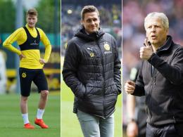 Dortmund verzichtet gerne auf den großen Rummel