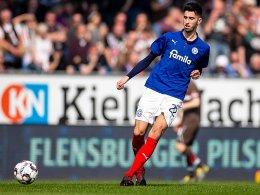 VfB verpflichtet Kiels Karazor