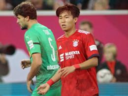 Club ist scharf auf Bayern-Talent Jeong