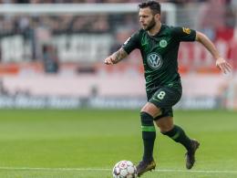 Wolfsburger Sorgen um Steffen