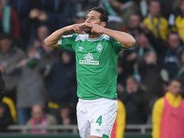 Noch ein Jahr Werder? Pizarro-Partei verhandelt aktuell
