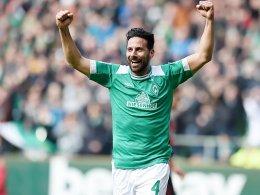 Diese Geschichte endet noch nicht: Pizarro bleibt Bremer!