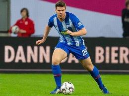 Bis 2021: Baak verlängert bei Hertha