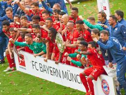 Schwache Konkurrenz vergibt Chancen: Bayern stark genug