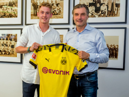 Schlag auf Schlag: BVB schnappt sich auch Brandt
