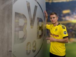 Fix! BVB verpflichtet Hazard für 25,5 Millionen Euro