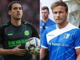 Sorg und Lohkemper vor Wechsel nach Nürnberg