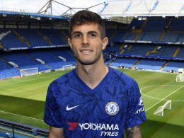 Pulisic bei Chelsea: