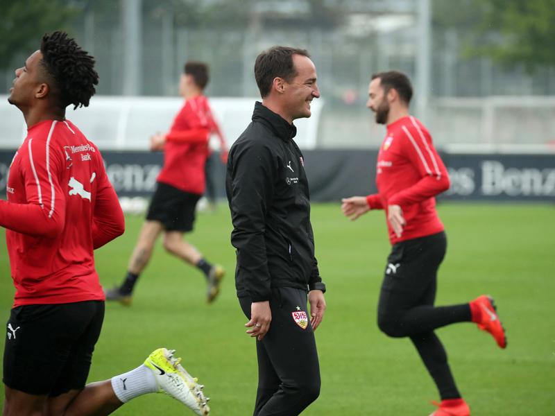 Stuttgart: So laufen die letzten Stunden vor dem Relegationshinspiel ab